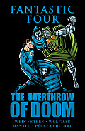 Fantastic Four Overthrow of Doom