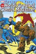 Fantastic Four The Worlds Greatest Comics Magazine