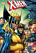 X Men by Chris Claremont & Jim Lee Omnibus Volume 2