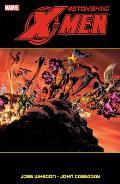Astonishing X Men By Joss Whedon & John Cassaday Ultimate Collection Book 2