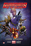 Guardians of the Galaxy Volume 1 Cosmic Avengers Marvel Now