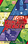 Young Avengers Volume 1 Style Substance Marvel Now
