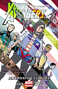 Young Avengers Volume 2 Alternative Cultures Marvel Now