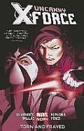 Uncanny X Force Volume 2 & Then There Were Three
