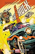 Red She Hulk Volume 2 Route 616 Marvel Now