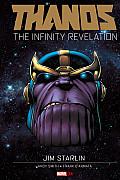 Thanos The Infinity Revelation
