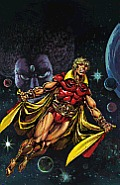 Warlock by Jim Starlin The Complete Collection