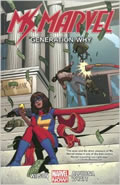 Ms. Marvel, Volume 2: Generation Why