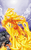 Human Torch by Karl Kesel & Skottie Young The Complete Collection
