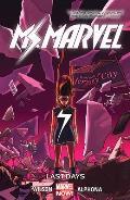 Ms Marvel Volume 4 Last Days