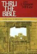 Genesis Through Deuteronomy