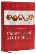 Nkjv, Chronological Study Bible, Hardcover, Comfort Print: Holy Bible, New King James Version
