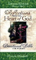 Bible Nkjv Reflections From The Heart Of God Devotional Bible For Women
