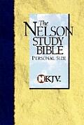 Bible Nkjv Nelson Study Personal Size