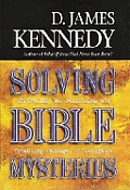 Solving Bible Mysteries Unraveling The