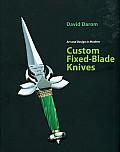 Art & Design in Modern Custom Fixed Blade Knives