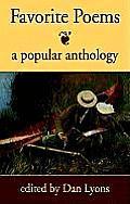 Anthology Of Favorite Poems