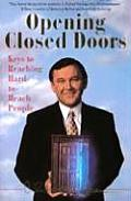 Opening Closed Doors Keys to Reaching Hard to Reach People