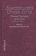 Shakespeare's Other Lives: An Anthology of Fictional Depictions of the Bard