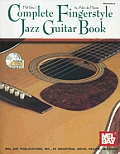 Complete Fingerstyle Jazz Guitar Book With CD
