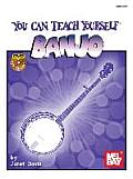 You Can Teach Yourself Banjo with DVD