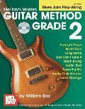 Mel Bays Modern Guitar Method Grade 2 with CD Audio