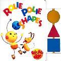 Rolie Polie Shapes Boardbook