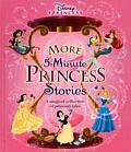Disneys More 5 Minute Princess Stories