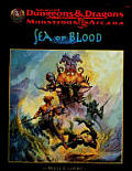 Sea Of Blood Monstrous Arcana AD&D 2nd Edition