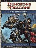 D&D 4th ED Players Handbook