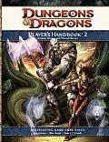 D&D 4th Ed Players Handbook 2