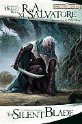 Silent Blade forgotten Realms Drizzt 11