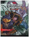 D&D 5th Ed Explorers Guide to Wildemount Dungeons & Dragons Campaign Setting & Adventure Book Critical Role
