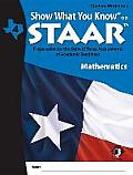 Swyk on Staar Math Gr 4, Student Workbook: Preparation for the State of Texas Assessments of Academic Readiness