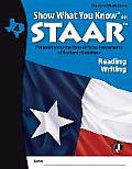 Swyk on Staar Reading/Writing Gr 4, Student Workbook: Preparation for the State of Texas Assessments of Academic Readiness