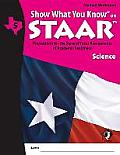 Swyk on Staar Science Gr 5, Student Workbook: Preparation for the State of Texas Assessments of Academic Readiness