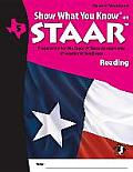 Swyk on Staar Reading Gr 5, Student Workbook: Preparation for the State of Texas Assessments of Academic Readiness
