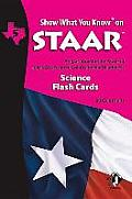 Swyk on Staar Science Flash Cards Gr 5: Preparation for the State of Texas Assessments of Academic Readiness