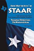 Swyk on Staar Math Flash Cards Spanish Gr 4: Preparation for the State of Texas Assessments of Academic Readiness