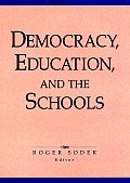 Democracy, Education, and the Schools