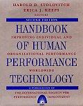 Handbook Of Human Performance Technology I