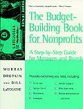 Budget Building Book for Nonprofits A Step By Step Guide for Managers & Boards