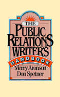 Public Relations Writers Handbook