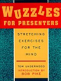 Wuzzles For Presenters Stretching Exerci