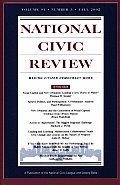National Civic Review V91 3 Fa