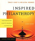 Inspired Philanthropy Your Step By Step 2nd Edition
