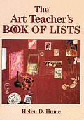 Art Teachers Book Of Lists