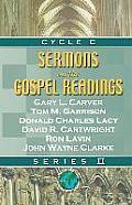 Sermons on the Gospel Readings: Series II, Cycle C