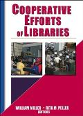 Cooperative Efforts of Libraries