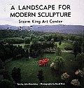 Landscape For Modern Sculpture Storm King Art Center